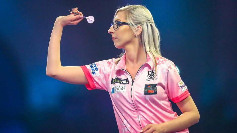 Premier League Darts - Spieltag 2 - Fallon Sherrock
