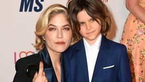 Selma Blair und ihr Sohn Arthur
