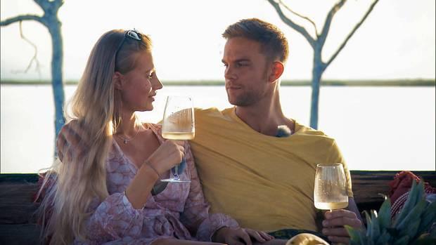 Bachelor Sebastian Preuss und Leah