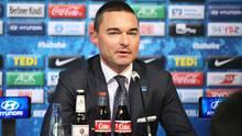 Lars Windhorst ist mit seiner Firma Großinvestor bei Hertha BSC Berlin.