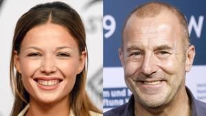 Darsteller der Spielfilme in der ARD und im ZDF: Lena Meckel und Heino Ferch