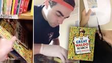 """""""Wo ist Walter?"""" Kinderbuch: Ein armes Kind wird """"Waldo"""" niemals finden – dieser Streich ist einfach fies"""