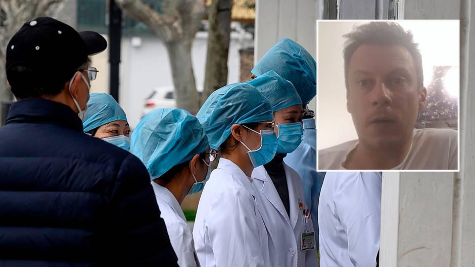 China-Korrespondent im Interview: Warum das Coronavirus unserem Reporter in Shanghai keine Angst macht – etwas Anderes dafür umso mehr