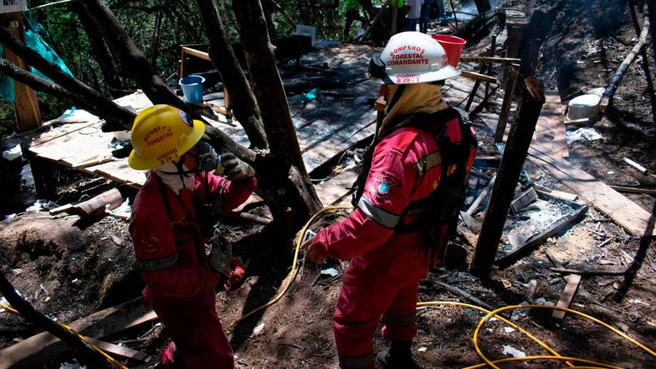 Kolumbiens Polizei entdeckt Drogenlabor auf Botschafter-Grundstück