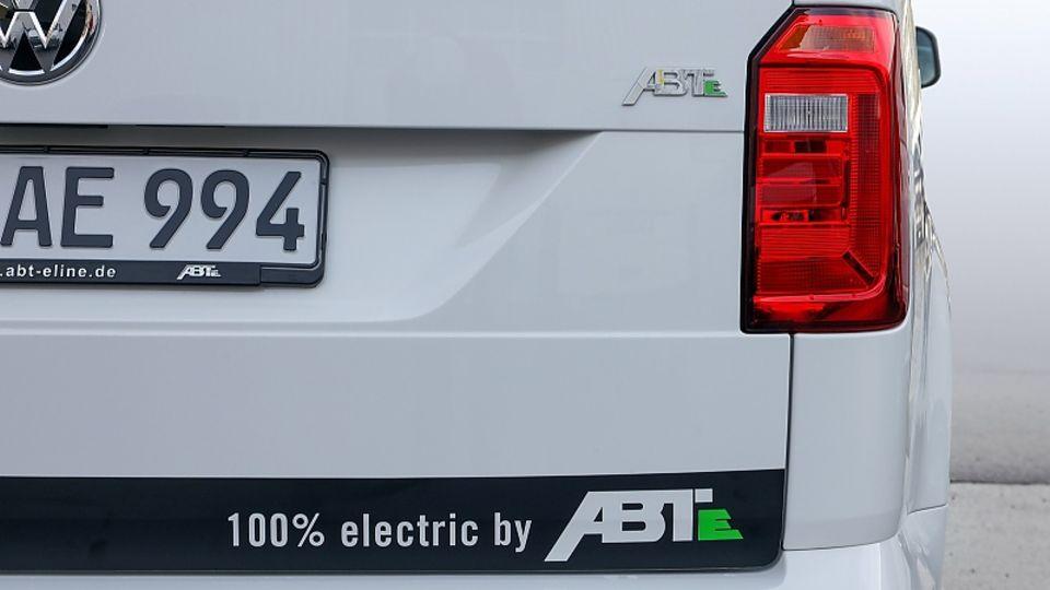 VW Abt eTransporter