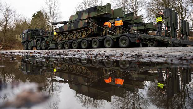Panzerhaubitze M109