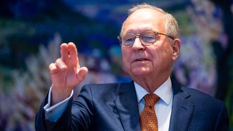 Wolfgang Ischinger leitet seit 2008 die Münchner Sicherheitskonferenz