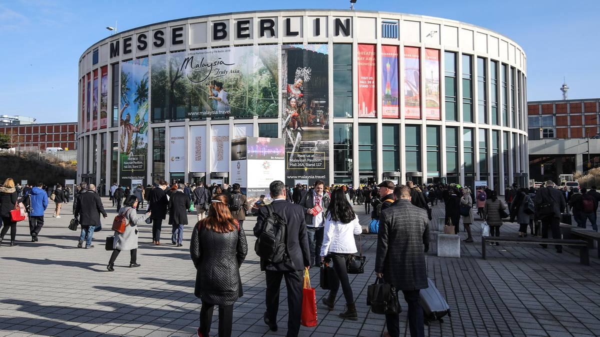 In Berlin findet die größte Reisemesse der Welt statt – ist sie wegen des Coronavirus in Gefahr?