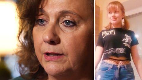 Vermisste 15-Jährige: Rebeccas Vater äußert sich im TV - und macht eine rätselhafte Andeutung