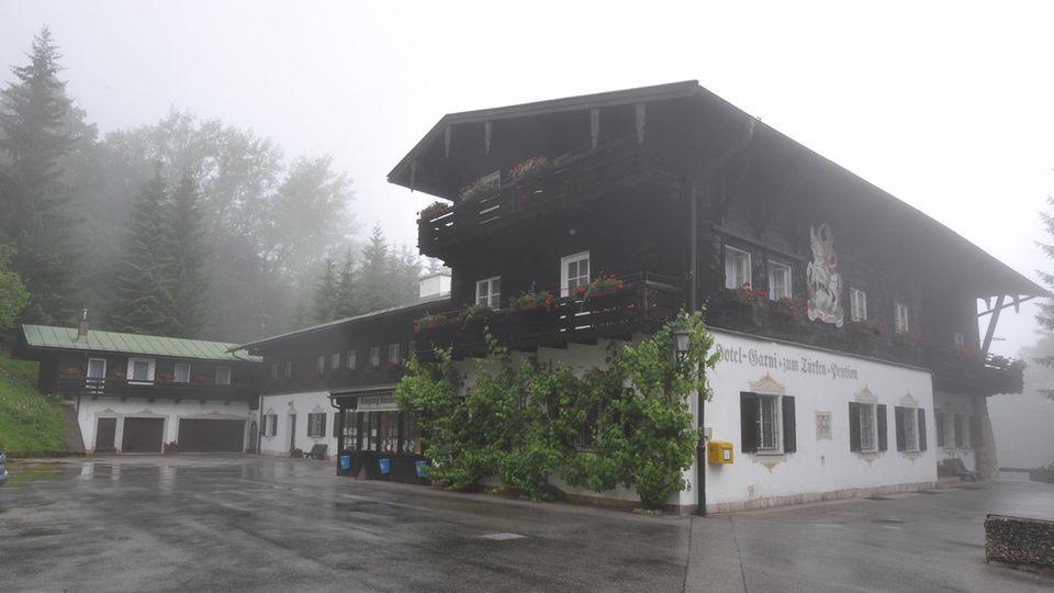 """Das Hotel """"Zum Türken"""" auf dem Obersalzberg"""