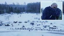 """Der neue Trailer zur vierten Staffel von """"Stranger Things"""" zeigt einen totgeglaubten Helden in Russland."""