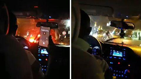 """Gute Taktik: """"Kannst du so tun, als wärst du mein Freund?"""": Uber-Fahrer hilft Frau aus Anmach-Falle"""