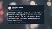 Otto auf Twitter