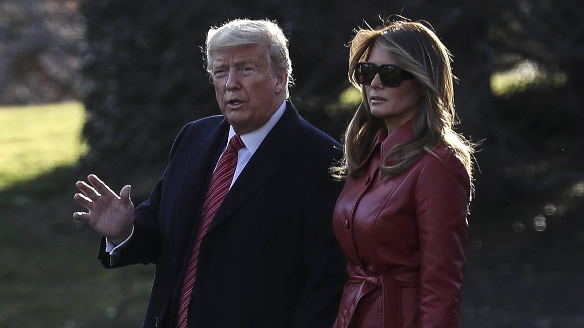 """""""Ich hatte nie Probleme im Bett"""": Donald Trump und seine unvergleichliche Sicht auf die Liebe"""