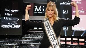 """Leonie von Hase ist """"Miss Germany"""""""