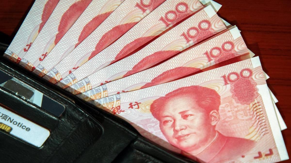 Geldwäsche mal anders: China reinigt wegen Corona sein Bargeld