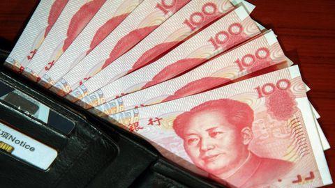 100 Renminbi-Scheine