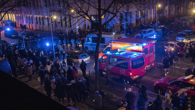 Berlin: Vier Täter, Schüsse auf den Oberkörper: Neue Details zur Tempodrom-Schießerei