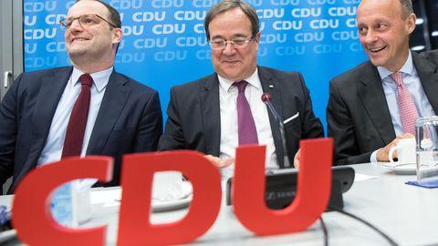 CDU-Führungskrise: Gesucht: Kanzlerkandidat (m/w/d) – mit diesen Briefen könnten sich Merz & Co um den Job bewerben