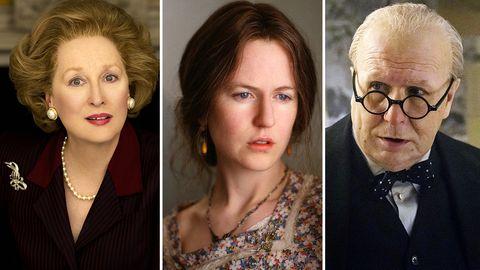 """Hollywood-Filme: Sie staunen über Charlize Theron in """"Bombshell""""? Dann sollten Sie diese Verwandlungen sehen!"""