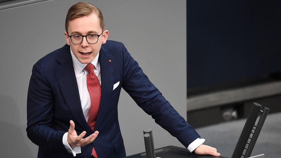 Philipp Amthor, Bundestagsabgeordneter (CDU)