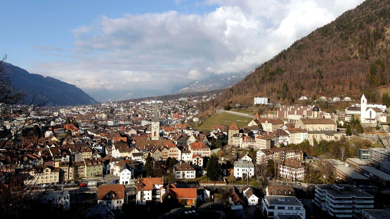 Das Bistum Chur in der Schweiz