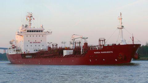 """Tanker """"Mardia Marguerite"""""""