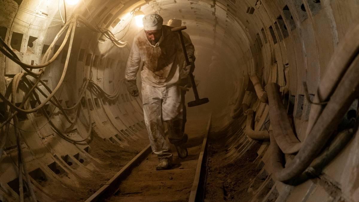 Mitten im Tschernobylreaktor gedeiht ein schwarzer Pilz – er ernährt sich von der Strahlung.