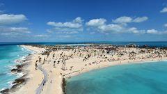 Wer acht Dollar Eintritt bezahlt und die 165 Stufen bewältigt hat, wird mit einem Ausblick über die Insel belohnt