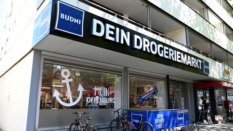Budni-Filiale in Offenburg