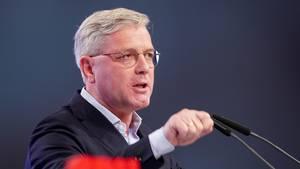 Norbert Röttgen, ehemaliger Bundesumweltminister und nun CDU-Außenpolitiker