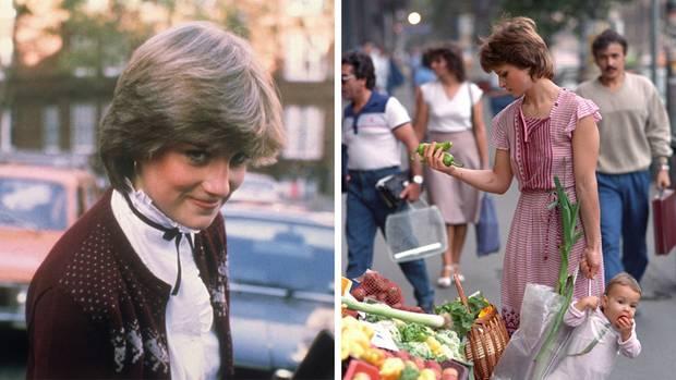 Verblüffende Ähnlichkeit: Hat Prinzessin Diana etwa eine Doppelgängerin?
