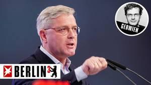 CDU-Außenpolitiker Norbert Röttgen