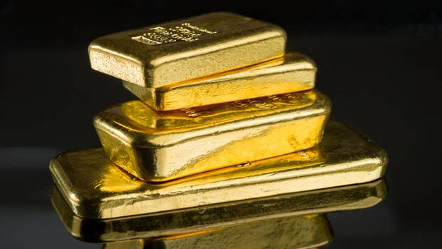 Goldbarren und -münzen sind als Absicherung gegen einen möglichen Finanzcrash beliebt