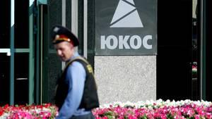 Yukos Schadenersatz Russland