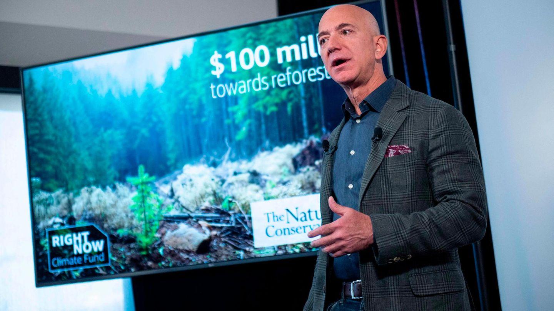Jeff Bezos Klima