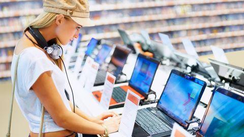 Die Auswahl an preiswerten Laptops ist riesig