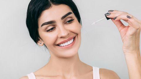 Gesichtsöle eignen sich zur Pflege verschiedener Hauttypen