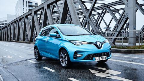 Renault Zoe-Elektroauto