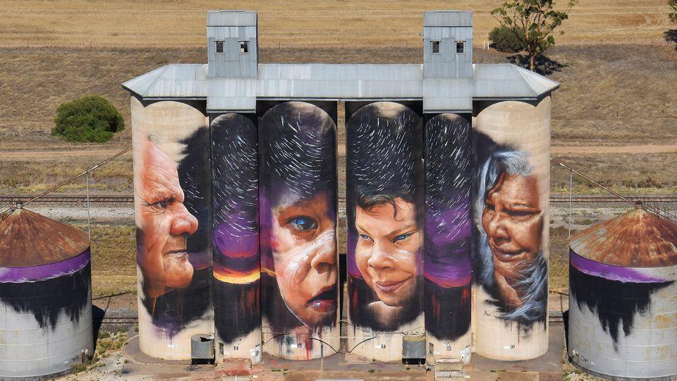 Aboriginal Art: 56.000 Jahre Kunst: Von der Felszeichnung bis zur Videoinstallation