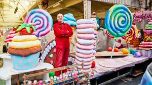 Karnevalswagenbauer Jacques Tilly