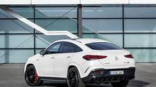 Das Mercedes-AMG GLE 63 S Coupé hat 450 kW / 612 PS