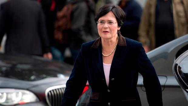 Christine Lieberknecht (CDU), frühere Ministerpräsidentin in Thüringen
