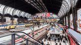 Berliner Hauptbahnhof Haupthalle