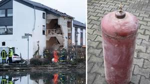 Nachrichten aus Deutschland: Explosion in Lienen