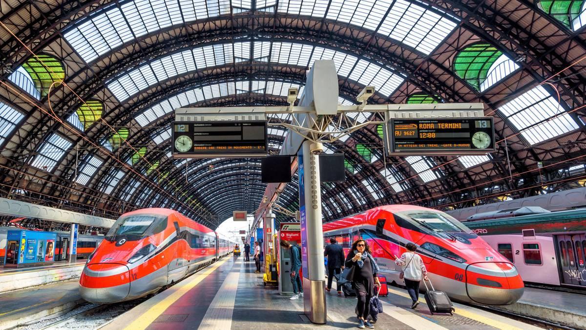Das sind die besten Bahnhöfe Europas