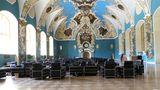 Moscow Kazansky Wartehalle
