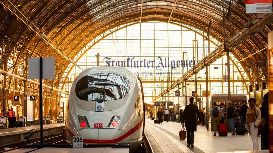Frankurt Hauptbahnhof