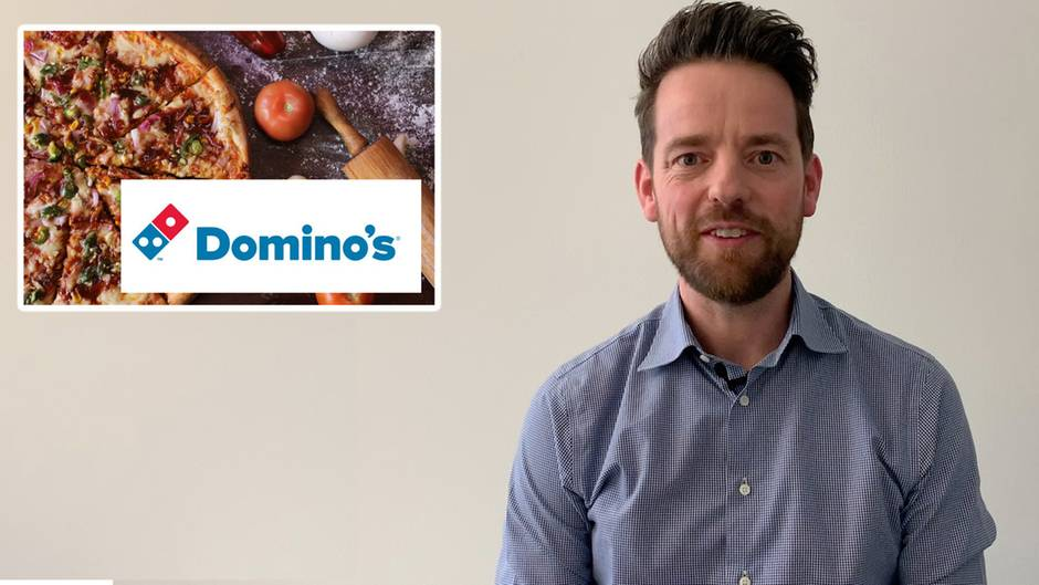 Können Sie Pizza überhaupt noch essen? Domino's-Chef Stoffel Thijs beantwortet Leserfragen