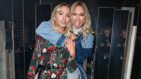 Mit Musikvideos sind sie groß geworden: Die Zwillinge Lisa (l.) und Lena Mantler